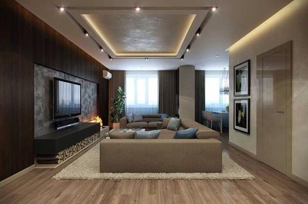 Tv Lounge 2 On Behance