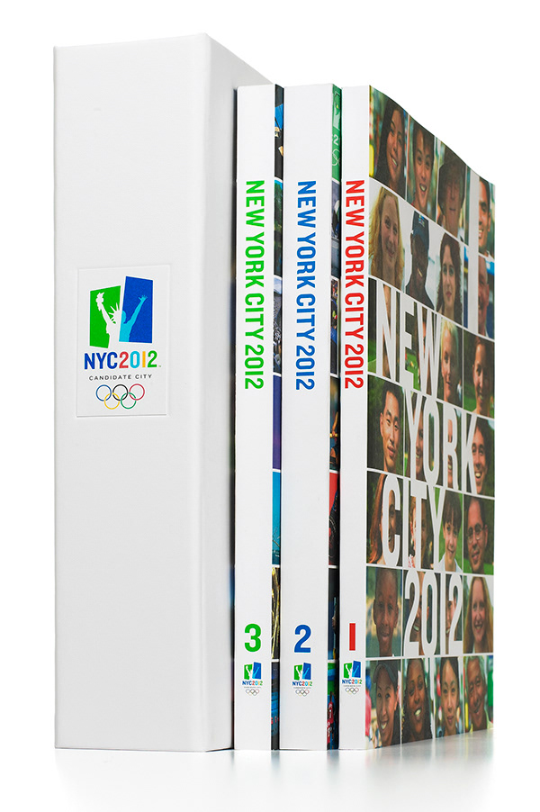 NYC2012 Olympic Bid on RISD Portfolios