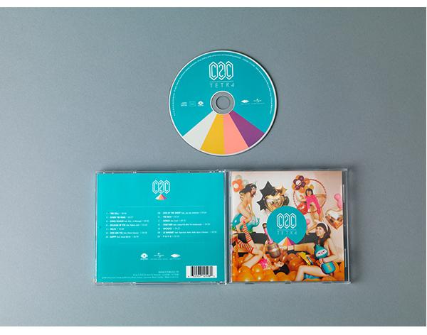 C2C electro mucician cd album cover universal design digipack vinyl band balloon logo toy drop zksphere