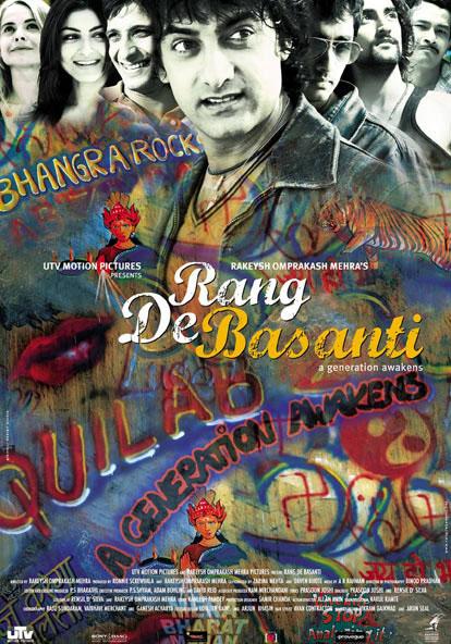 Rang Da Basanti izle Aamir Khan
