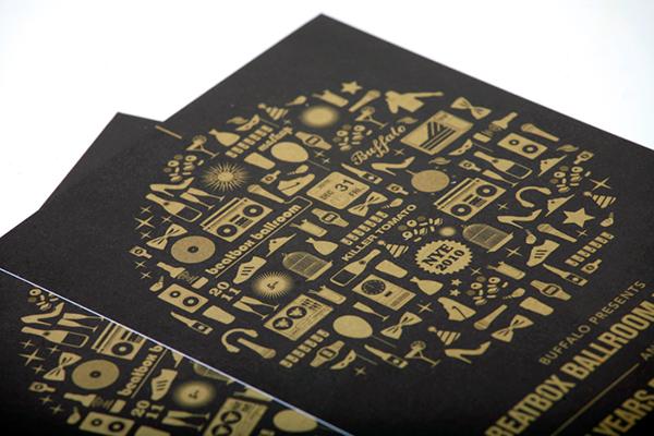 Print work for 10 feet tall & buffalo on Behance