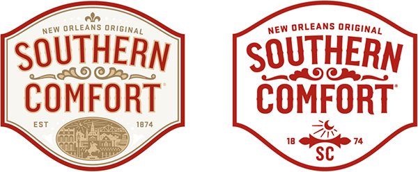 Southern Comfort On Behance