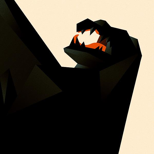 xboxart xbox video game borderlands poster orange dark