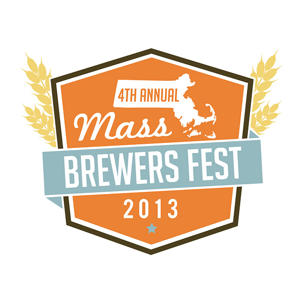 4th Annual Mass Brewers Fest Logo On Behance
