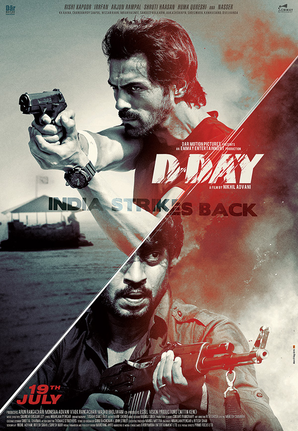 D Day Movie Poster 57821 | VIZUALIZE