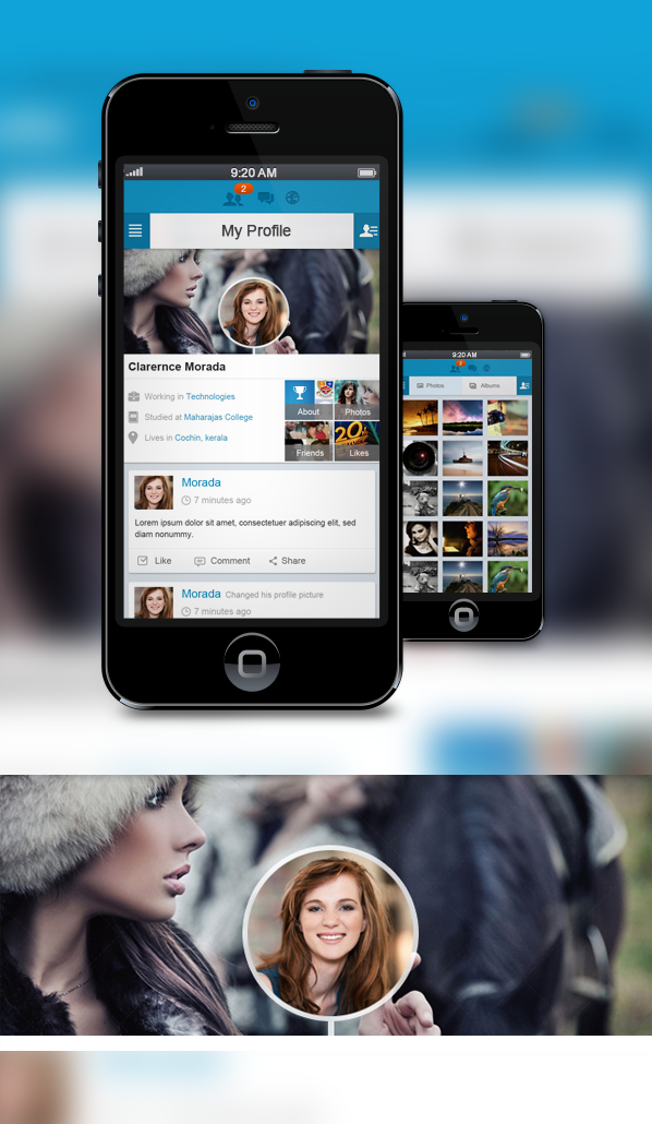 ios  Andriod  mobile app  Mobile Application iPhone Application Freelance freelancer