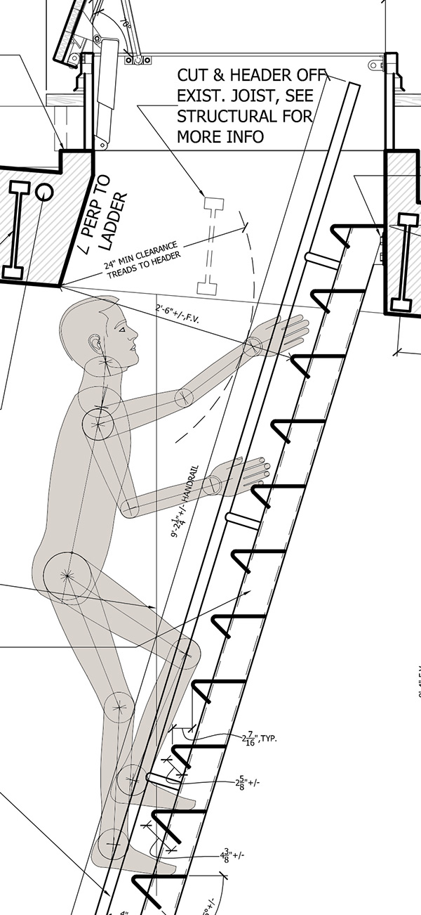 13 Step Program Aka Ship S Ladder On Behance