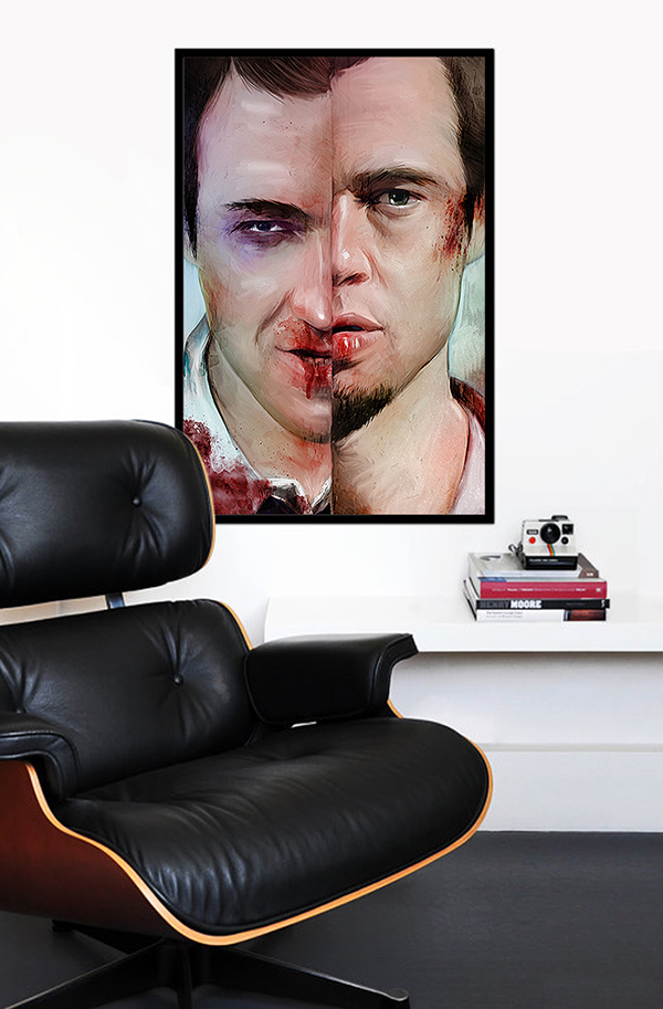 tyler durden design - photo #41