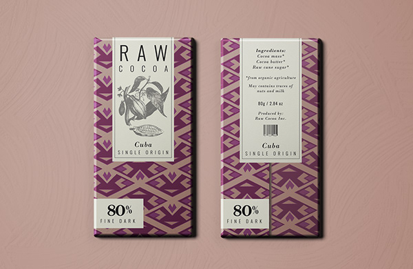 Chocolate bar wrapper | packaging