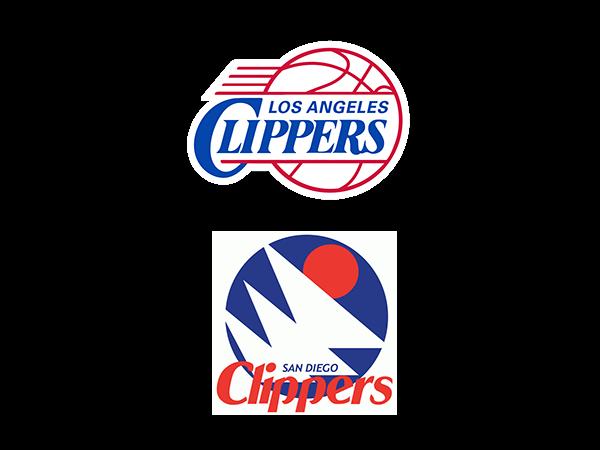 LA Clippers: Visual Rebrand on Pantone Canvas Gallery