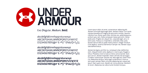 UnderArmour 'I WILL' on Behance