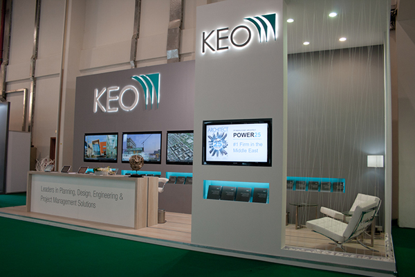 Exhibition Stand Design on