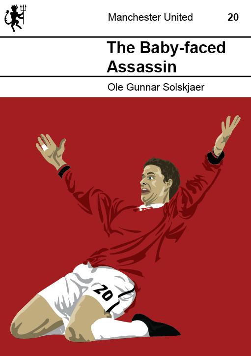 Manchester United MUFC george best  eric cantona Lee Sharpe paul scholes football soccer man utd ole gunnar solskjaer penguin classics