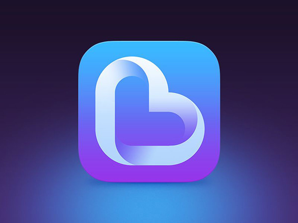 I will create flat mobile app icon and app logo design