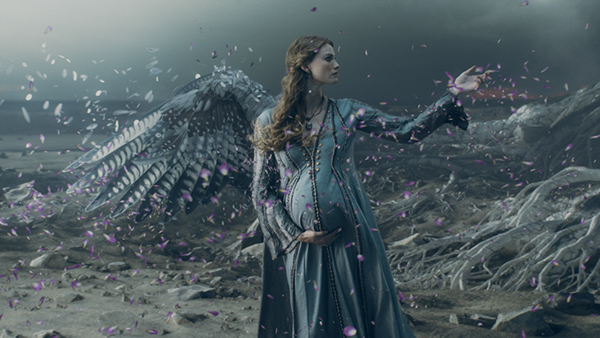 Digital art selected for the Daily Inspiration #1712