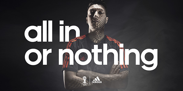 Adidas Quot All In Or Nothing Quot World Cup Campaign On Behance