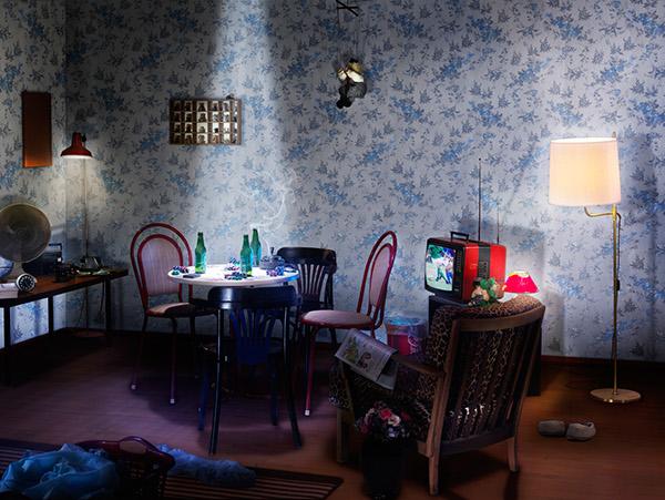 gelsenkirchener barock la gregory crewdson on behance. Black Bedroom Furniture Sets. Home Design Ideas