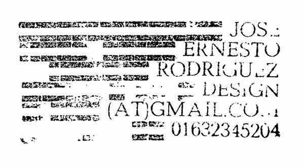 letterhead briefbogen business card visitenkarte corporate nicaragua bill Geld money tarjeta comercial stamp Stempel inspire