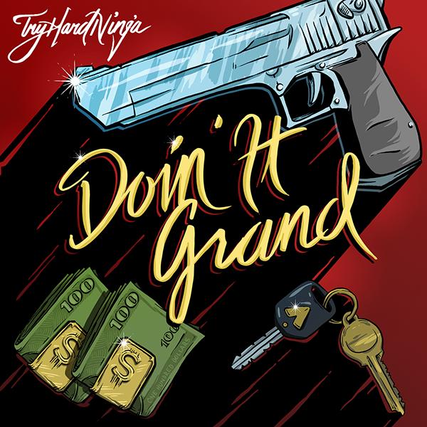 TryHardNinja album cover