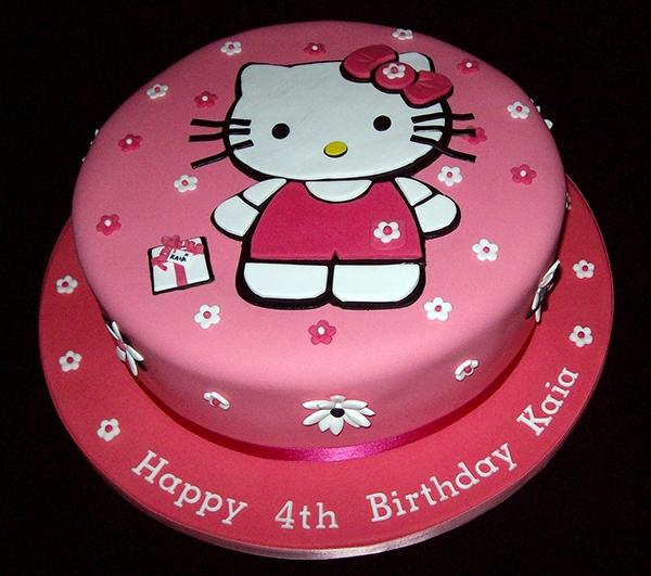 Hello Kitty Cake On Behance