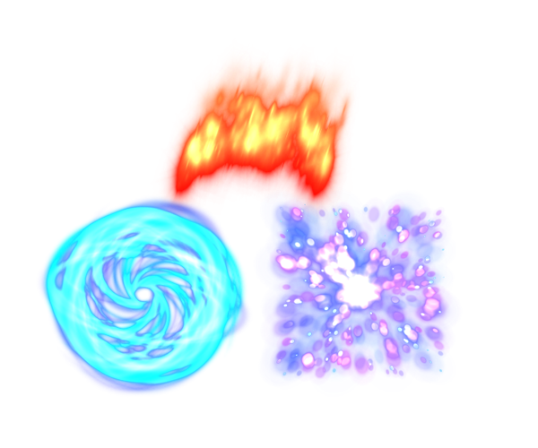 energy flares flicker frames fx games effects hits Hot impacts Isolated lights Magic   mobile Games particles effects
