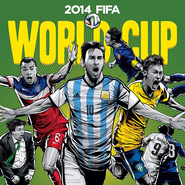Michael bradley world cup 2014