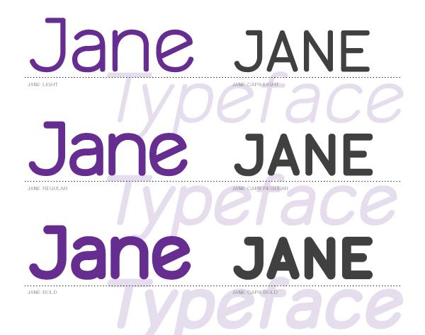 Opentype rounded sans serif friendly family legible soft Playful Fun
