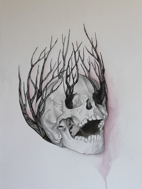 Alfa img - Showing > Life And Death Drawing