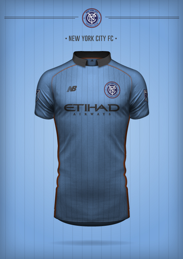 New Balance New York City FC Concept Kit