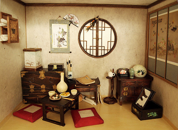 The Orient Traditional Room Asian Old Things Antiques On