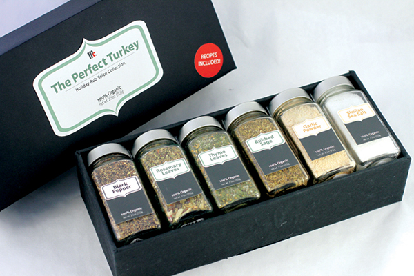 McCormick Spice Rebrand Packaging Gift Set on Behance