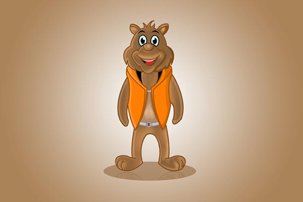 Animal Cartoon Characters on Behance