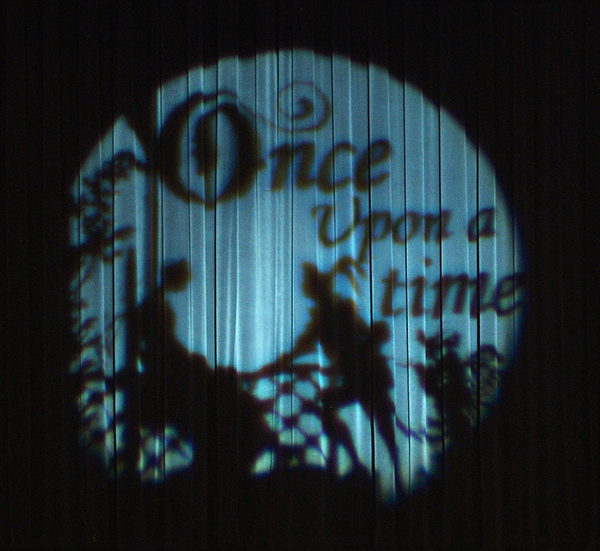Once Upon a Mattress-- Set and Lighting Design on Student Show