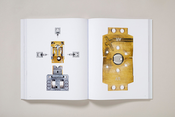 'Designed by Apple in California' - Book design on The National