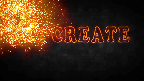 Done in Adobe After Effects Welding Fire Logo Animation on Behance