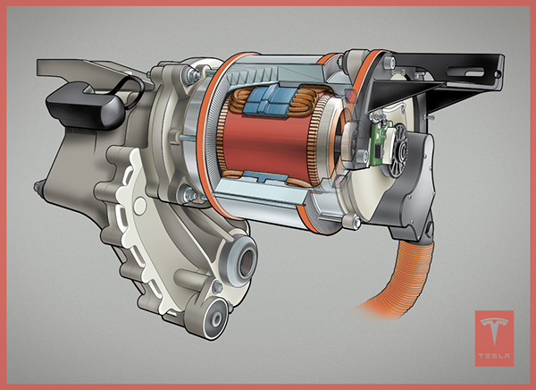Is A Car Engine An Electric Motor