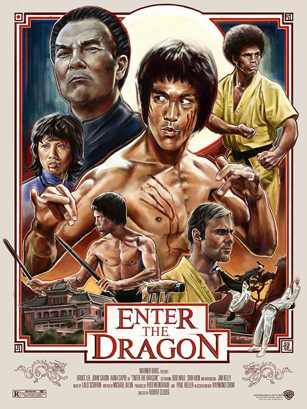Enter The Dragon Film