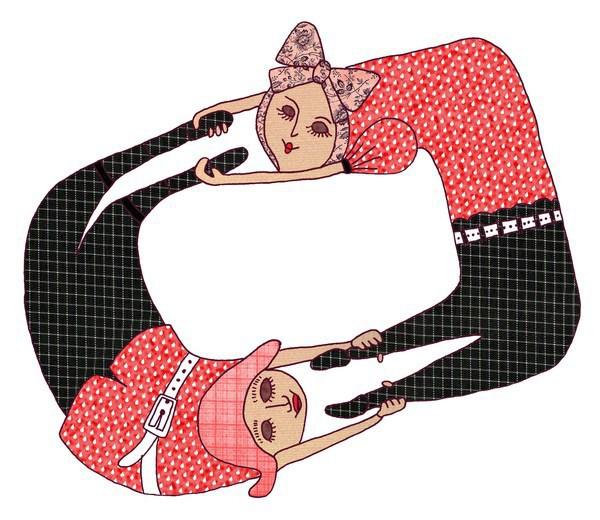 Character Design Hong Kong : Character design for hong kong mtr valentine ad on behance