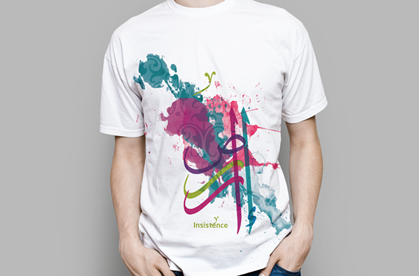 Arabic meanings t shirts on behance Arabic calligraphy shirt