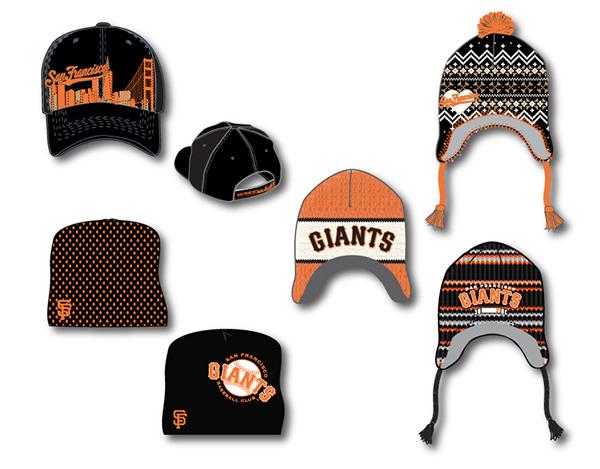 Major League Baseball and National Hockey League Hats on Behance 6632446ef47