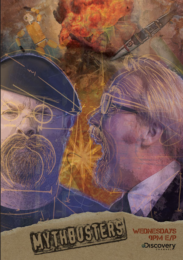 mythbusters Photo-collage