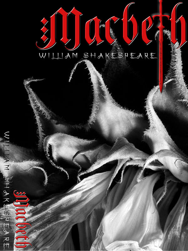 Macbeth Book Cover Ideas ~ Macbeth book cover on behance