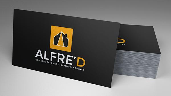 Branding marca ALFRE'D