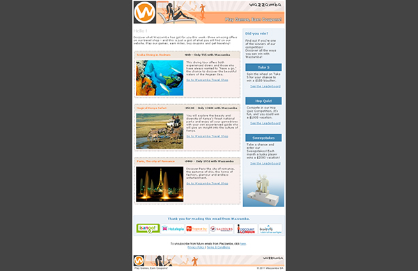 email marketing Email Templates