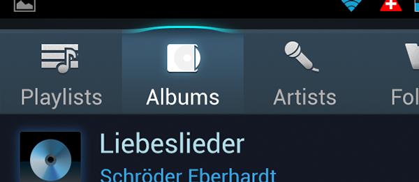 android app stylish sleek