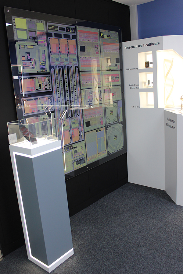 Imperial london college showroom on wacom gallery for The interior design school london
