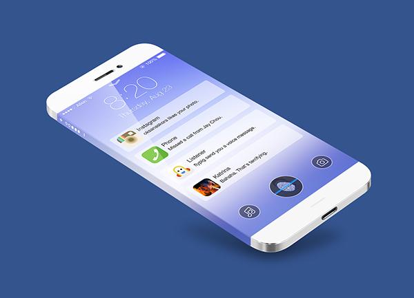 how to set fingerprint lock in iphone 5s