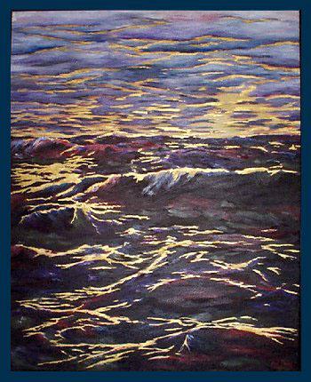 Oil Painting modern art