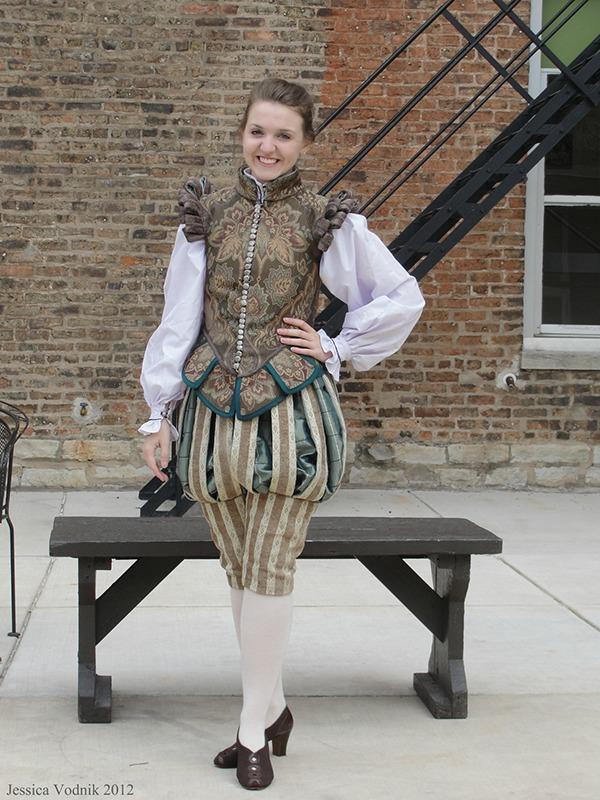 elizabethan doublet - photo #16