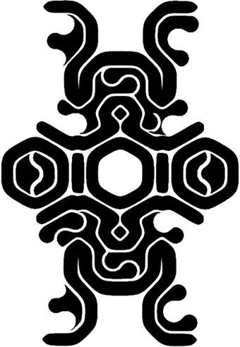 shadow of the colossus symbol on behance